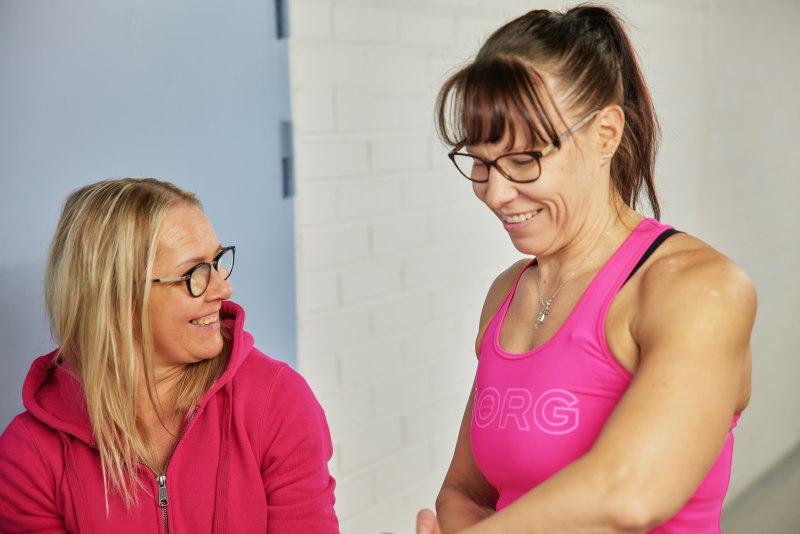 Naisen hormonaalisten muutosten vaikutus tavoitteelliseen treeniin